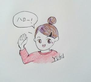 YUKIイラスト