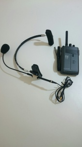 携帯型送受信機