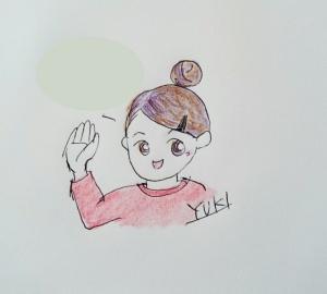 【画像】YUKIイラスト