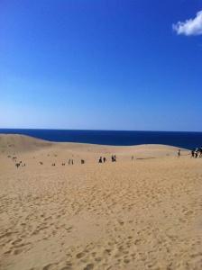 【画像】鳥取砂丘