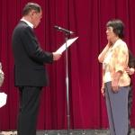 第8回全国盲ろう者体験文コンクール表彰式
