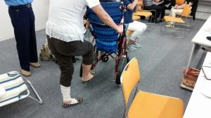 【画像】オーダーメイドの車椅子