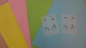 【画像】指点字・指文字カード