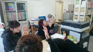 【画像】「ふうわ」の手話表現を考える