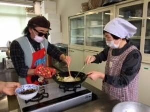 【画像】焼うどん調理2