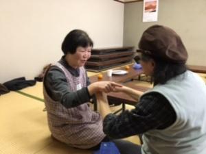【画像】触手話にチャレンジ
