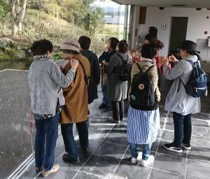 【画像】因幡万葉歴史館見学