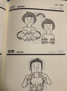 【画像】国際手話