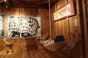 【画像】寝台のブランコ