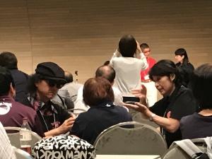 【画像】村岡会長第1分科会参加
