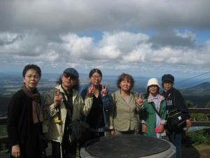 【画像】参加者8名のうち6名がリフトに乗りました