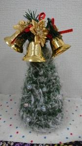 【画像】手作りのクリスマスツリー