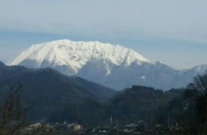 【画像】大山南壁