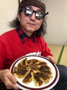 【画像】餃子出来上がり!