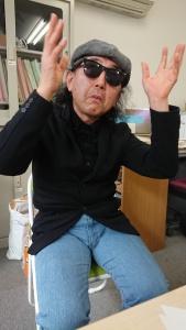 【画像】手話劇練習中