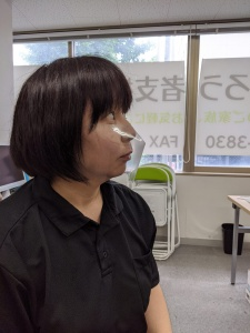 【画像】透明マスク2