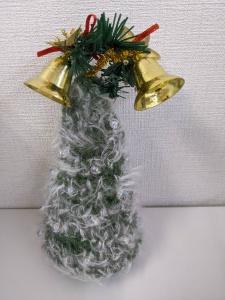 【画像】通訳介助員さん手作りのクリスマスツリー